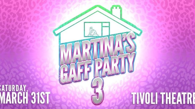 "Over The Top Wrestling Presents ""Martina's Gaff Party 3"""