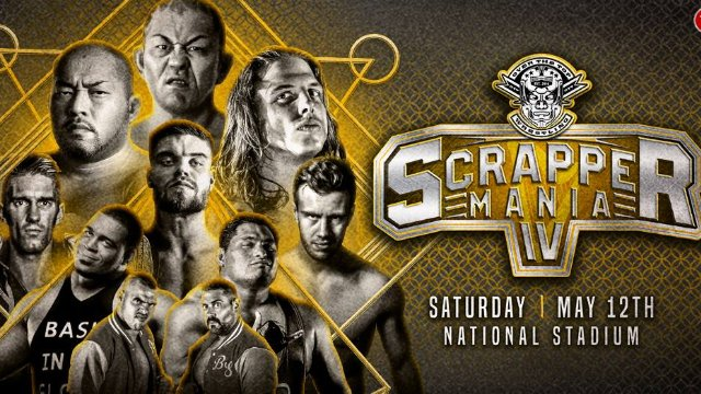 """Over The Top Wrestling  Presents """"ScrapperMania 4"""""""