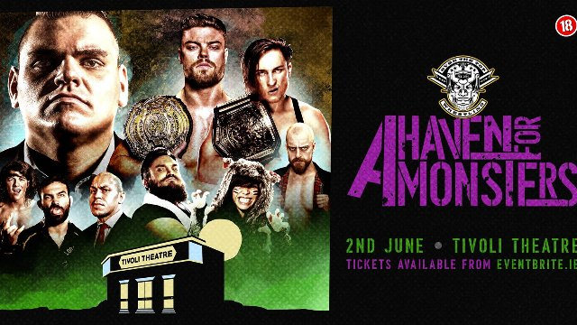"Over The Top Wrestling Presents ""A Haven For Monsters"""