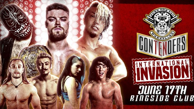 "Over The Top Wrestling Presents ""ConTENder"""