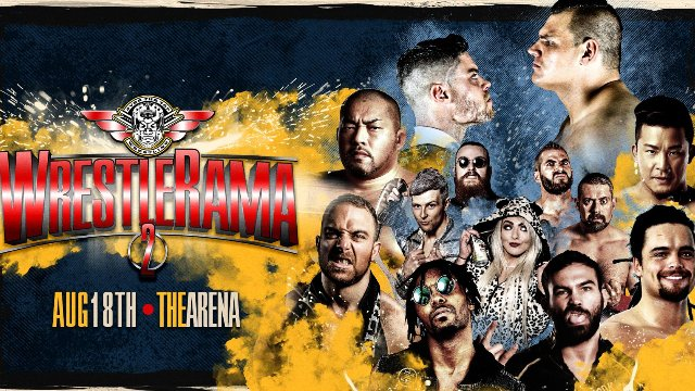 "Over The Top Wrestling Presents ""Wrestlerama 2"""