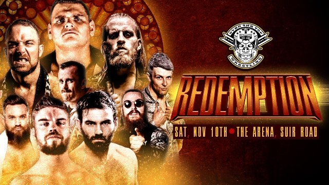"Over The Top Wrestling Presents ""Redemption"""