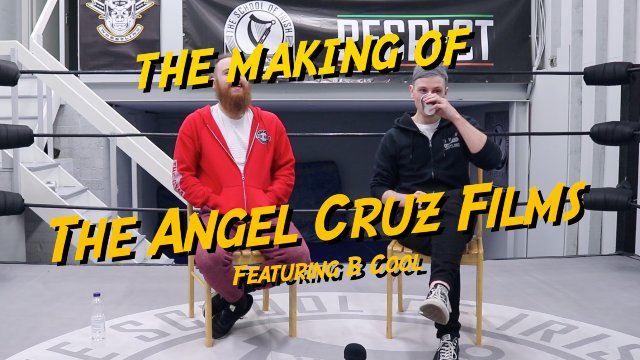"Over The Top Documentaries ""Behind The Scenes With The Angel Cruzers"""