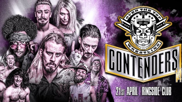"Over The Top Wrestling Presents ""Contenders 14"""