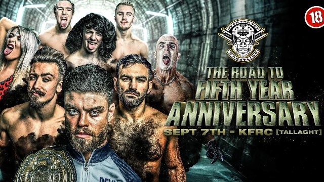 "Over The Top Wrestling Presents ""Road to the Fifth Anniversary"""