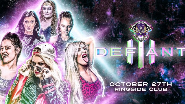 "Over The Top Wrestling Presents ""Defiant 3"""