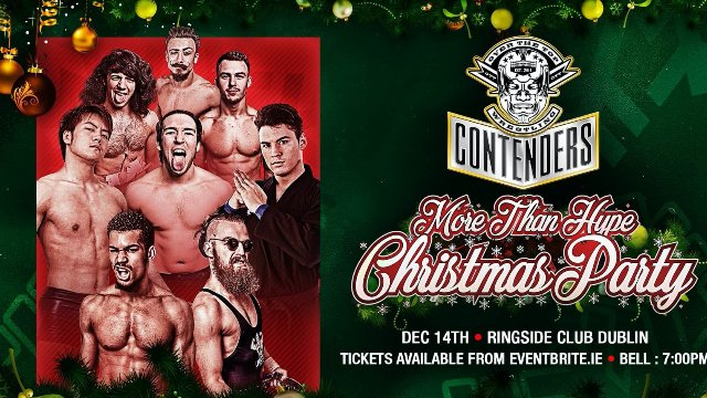 "Over The Top Wrestling Presents, Contenders 16  ""MTH Christmas Party"""
