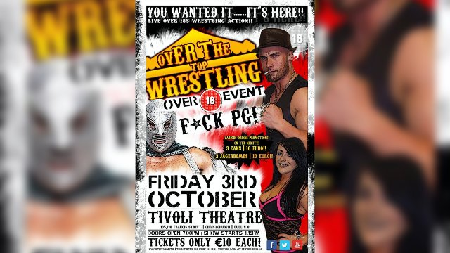 The Lost Hard Drive Matches: Fuck PG (OTT Debut Show)