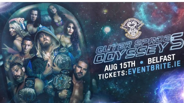 """Over The Top Wrestling Presents 'Outer Space Odyssey 5"""""""