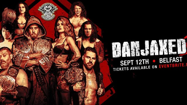 """Over The Top Wrestling Presents """"Banjaxed 2"""""""