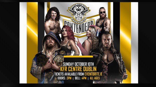 """Over The Top Wrestling Presents  """"Contenders 18"""""""