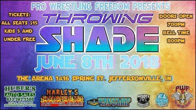 PWF Throwing Shade