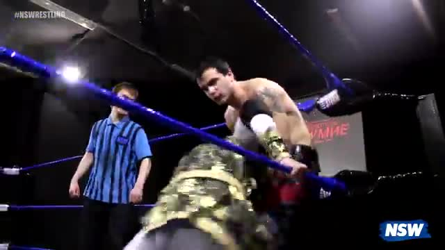 "NSW Classics: Alex Anderson & Ruslan ""Akela"" Angelov vs. Tsar Grigory I & Unknown Wrestler"