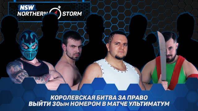 NSW Northern Storm (18/03): 10-Man Battle Royal