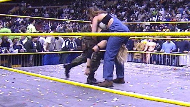 Dangerous Women of Wrestling TV Season 1 - Episode 001