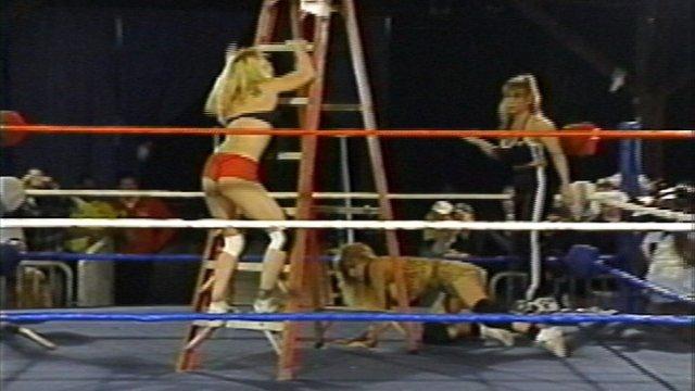 Dangerous Women of Wrestling TV Season 1 - Episode 005