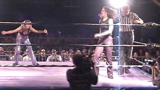 Dangerous Women of Wrestling TV Season 1 - Episode 007