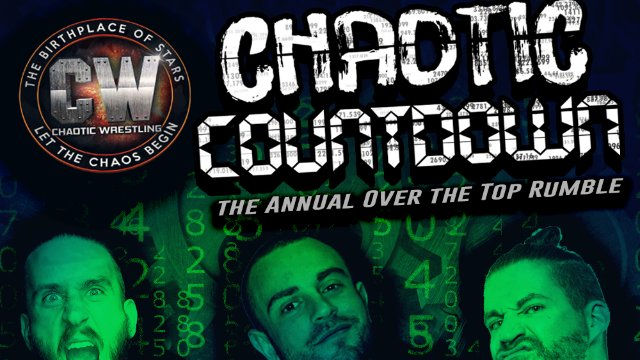 Chaotic Wrestling - 2017 Chaotic Countdown Match