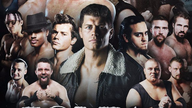 Chaotic Wrestling - Cold Fury 16  FULL EVENT 3.17.2017