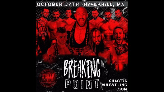 Chaotic Wrestling - Breaking Point 2017  FULL EVENT 10.27.2017