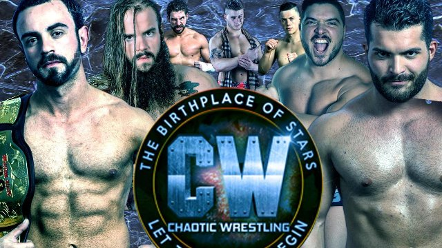 Chaotic Wrestling - Holiday Homecoming 2017 (Lowell Return)  FULL EVENT