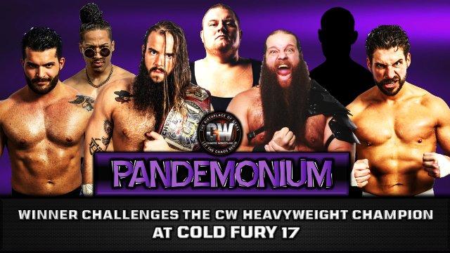 Chaotic Wrestling - Pandemonium 2018 FULL EVENT 1.12.18