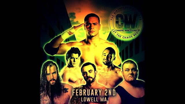 "Chaotic Wrestling - ""Blind Games"" FULL EVENT 2.2.18"