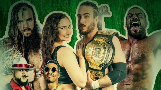 Chaotic Wrestling Live June 22nd 2018 (Woburn, MA)