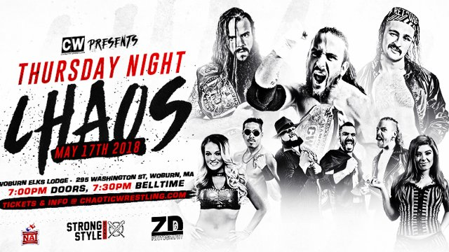 Chaotic Wrestling's Thursday Night Chaos 1