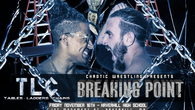 Breaking Point 2018 ( Tables, Ladders, Chains)