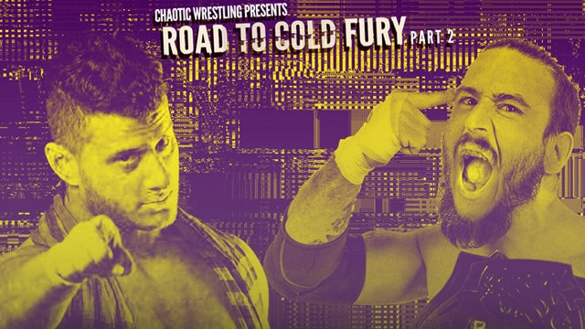 ROAD TO COLD FURY 18 PART 2 (Woburn, MA)