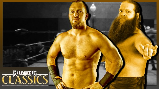 Todd Hanson (Viking Raiders Ivar) vs Brian Fury (Chaotic Classic / Breaking Point 2013)