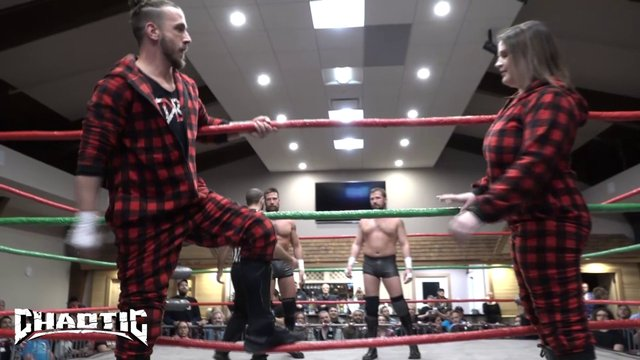 ELEVATED | Episode 29 | Chaotic Wrestling