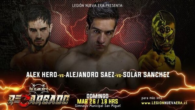 Solar Sanchez VS XL VS Alex Hero