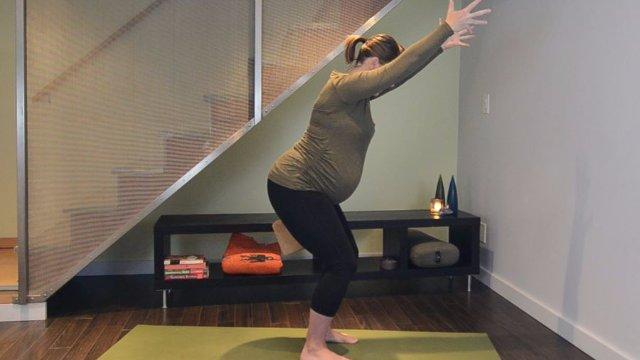 Prenatal Posture & Spine Support