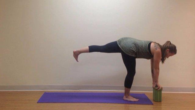 Postnatal Balance Practice