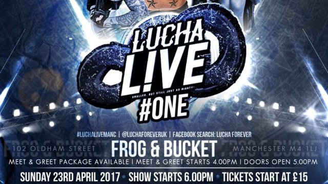 Lucha Forever - Lucha Live #1