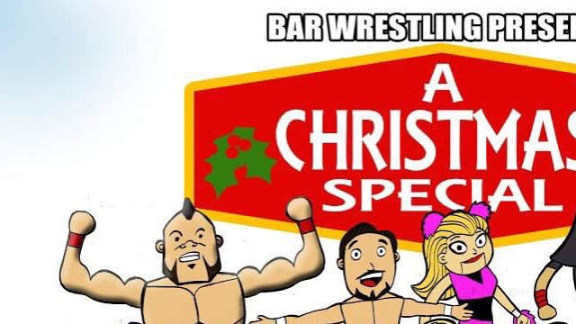 Bar Wrestling A Christmas Special