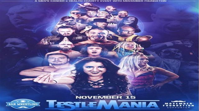Bar Wrestling 23 TestleMania