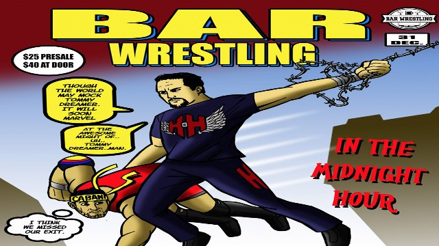 Bar Wrestling 27 In The Midnight Hour