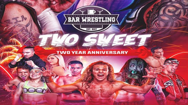 Bar Wrestling 38 Two Sweet