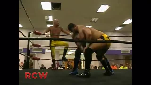 RCW Ringside Edition TV Episode 012