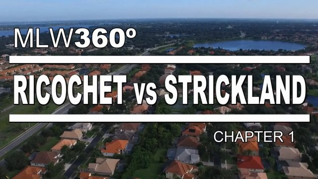 MLW360: Ricochet vs. Strickland Chapter 1: Friends & Competitors