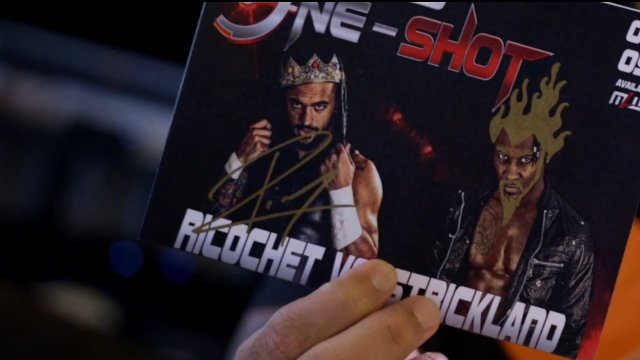 MLW360 Ricochet vs. Strickland Chapter 2: Twitter Drama