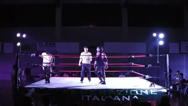ICW High Voltage #6 (Psycho Mike vs Stelvio L'Alpino)