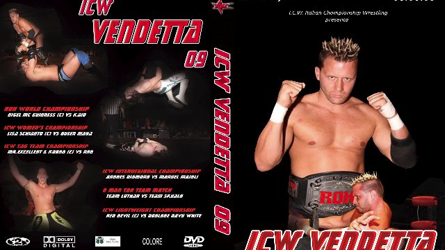 2009 - Episode 1 - ICW Vendetta 2009 - Full Show