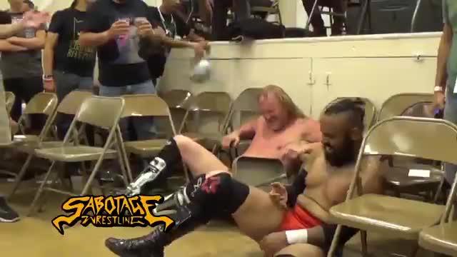 Sabotage Wrestling Debut Show