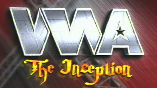 WWA THE INCEPTION 10-26-01