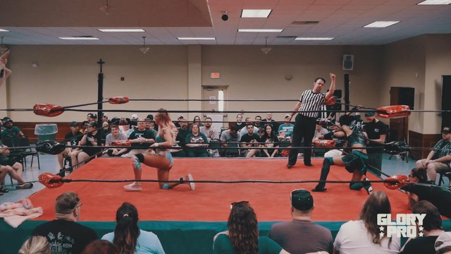 Glory Pro | Day of the Dragon