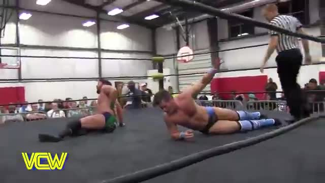 VCW - Brandon Scott vs. Caleb Konley w/ James J. Dillon - 09.09.17